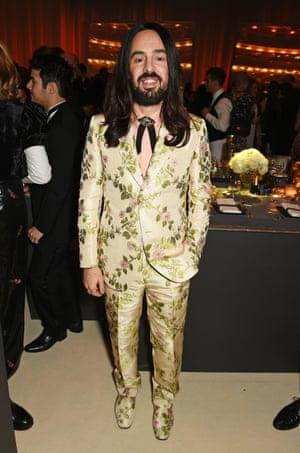 Gucci designer Alessandro Michele