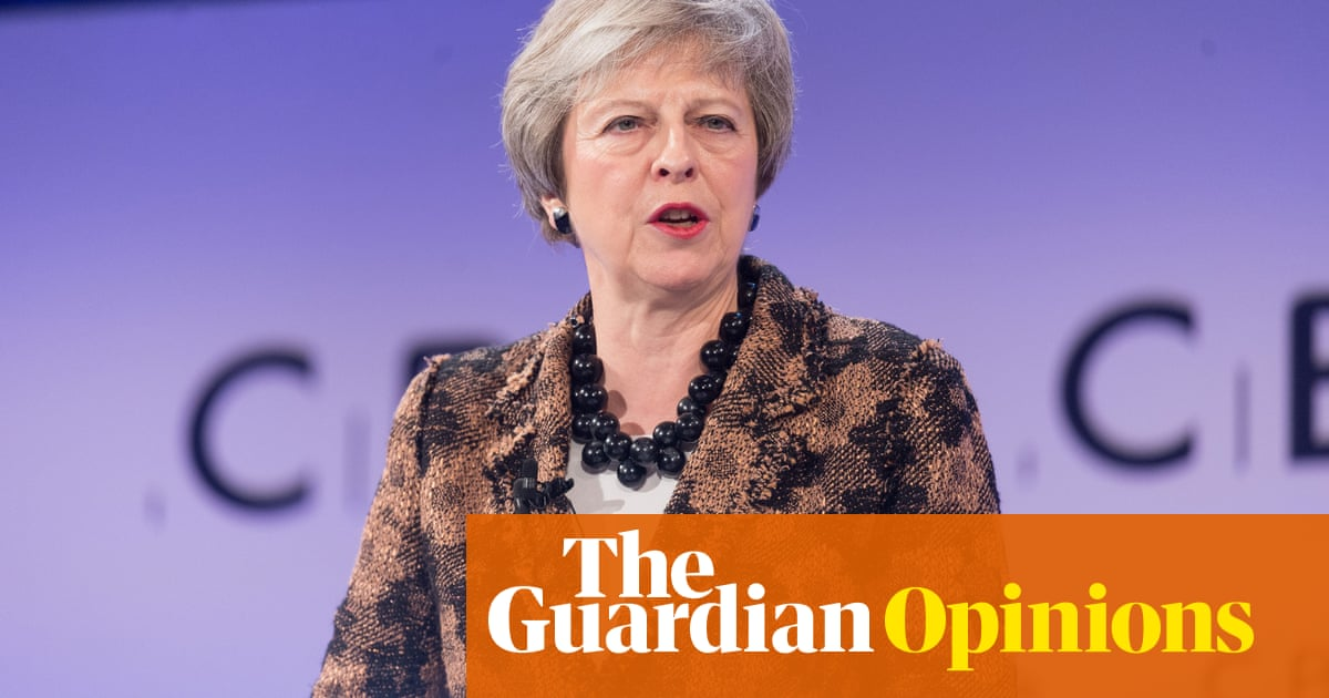 Theresa May: how dare you say we EU nationals 'jumped the queue'? | Mimi Mollica