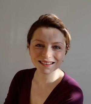 Author Isabel Thomas.