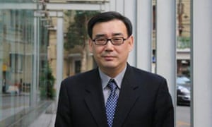 Yang Hengjun, a Chinese-Australian writer and blogger who has been detained by Chinese authorities.