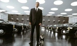 Frank (a pug) from Men In Black II, 2002