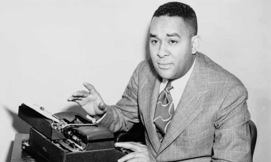 Richard Wright in 1945