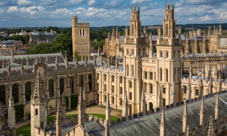 All Souls College, Oxford University, Oxfordshire, England.