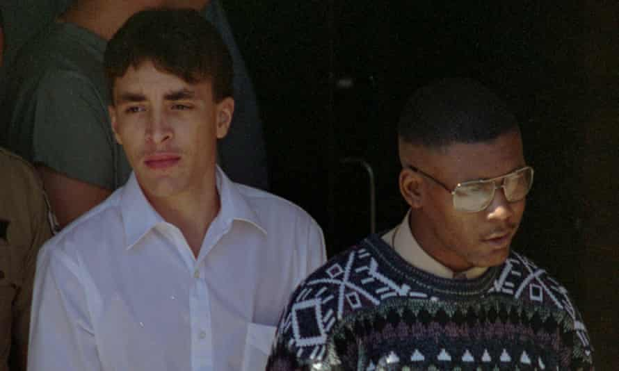 Larry Demery, left, and Daniel Green, are serving jail terms for the killing of James Jordan