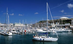 Jersey is better known for sailing but football is huge on the island which wants to be included in international competition.
