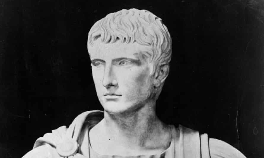 Gaius Julius Caesar Octavianus (63 BC - 14 AD), the adopted son of Julius Caesar. He isn't one of the answers but he is Roman.
