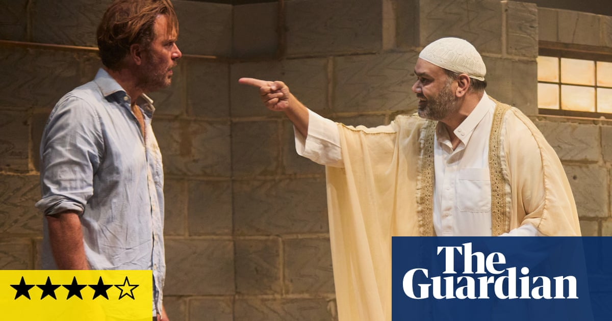 The Invisible Hand review – thrilling tale of money lust and morality