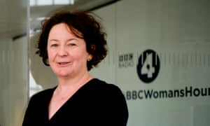 Jane Garvey … don't call her a guy.