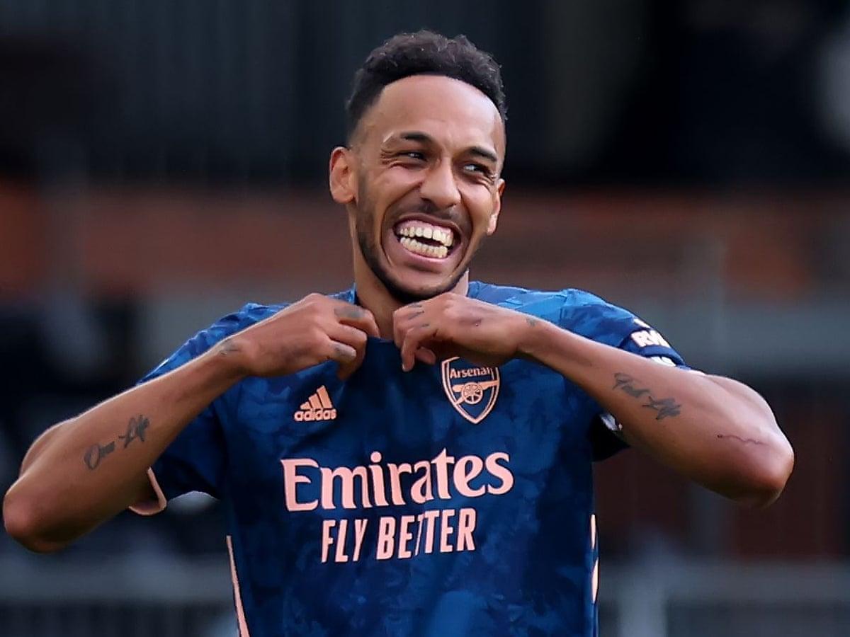 Arsenal Aubameyang
