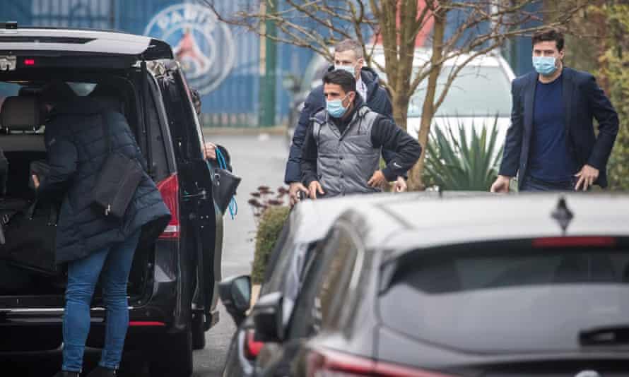 head coach paris saint germain