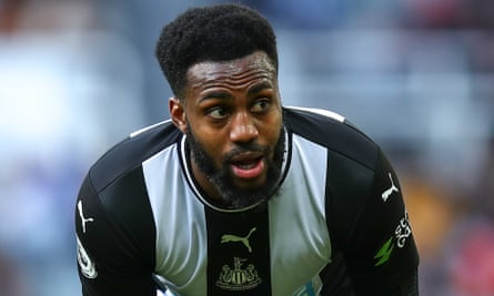 Danny Rose, there.