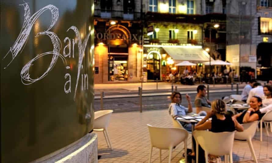 Bar à Vin du CIVB, Bordeaux