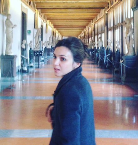 Ana Debenedetti, curator of paintings, V&A