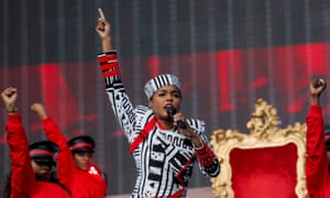 Album of the year? ... Janelle Monáe.