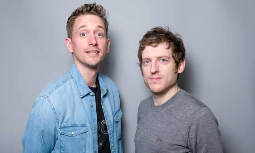 John Robins and Elis James