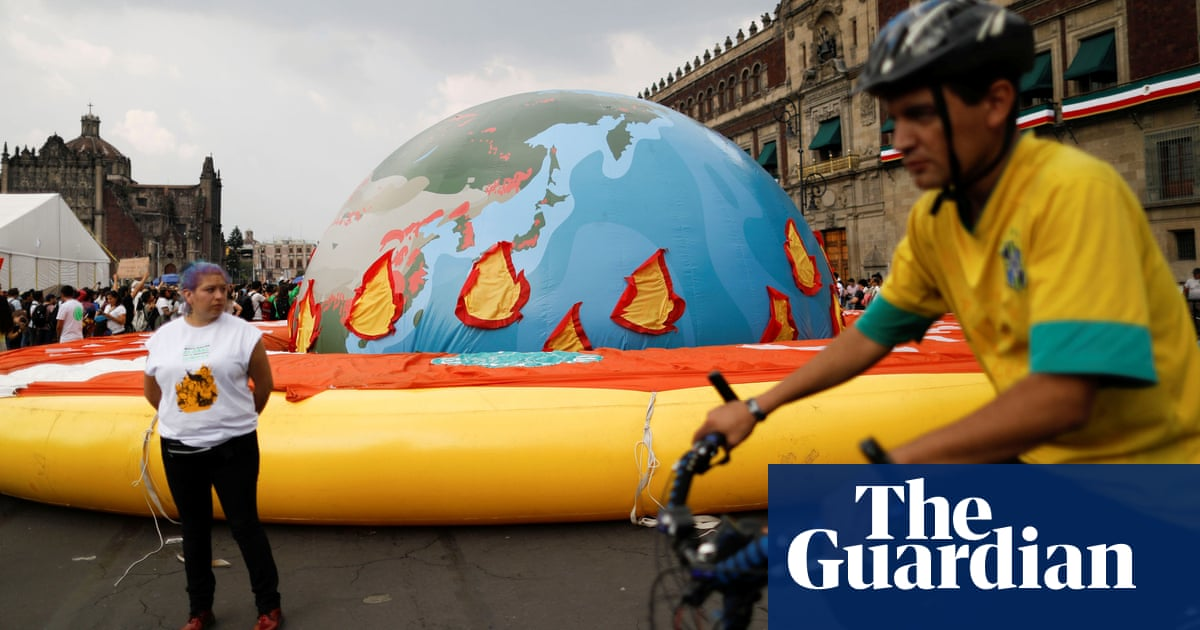Young global climate strikers vow change is coming – from the streets