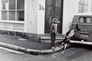 CAROL JERREMS Flying Dog 1973, Surry Hills, Sydney, New South Wales.