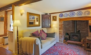 50 of the best UK cottages for Christmas and New Year