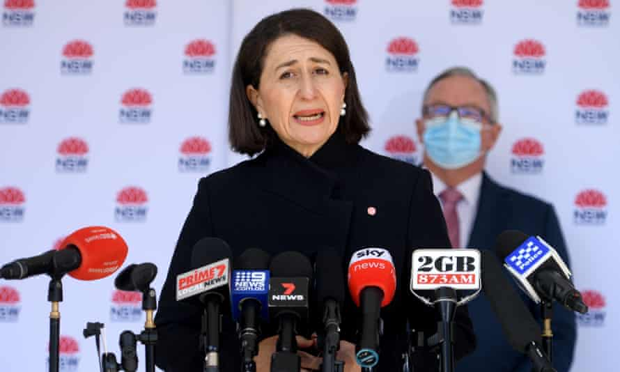 NSW premier Gladys Berejiklian says a one-week extension of Sydney's Covid lockdown is necessary.
