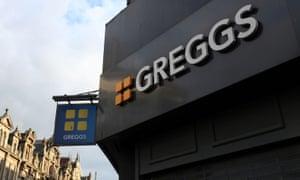 Greggs on Newgate Street, Newcastle.