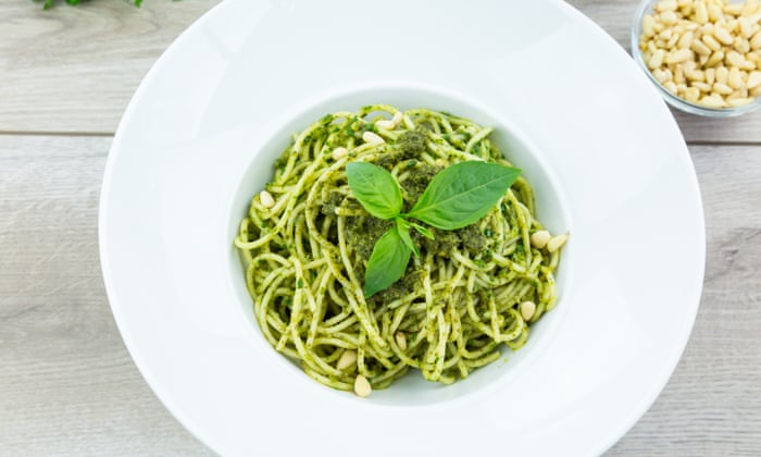 How To Eat Pesto Food The Guardian