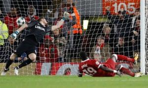 Liverpool v Spartak Moscow