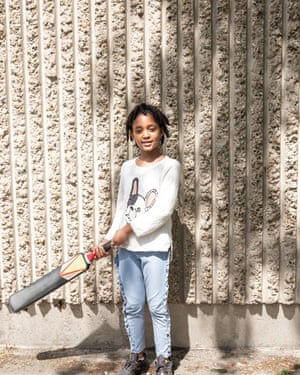 Natwest Cricket - Islington Youth Street Project photographed for Guardian Labs, 25th May 2019 by Michael Leckie