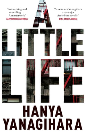 Book Cover Handout of A Little Life by Hanya Yanagihara, published by Pan Macmillan. See PA Feature BOOK Reviews. Picture credit should read: PA Photo/Harper. WARNING: This picture must only be used to accompany PA Feature BOOK Reviews.