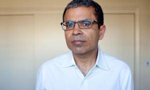 Akhil Sharma.