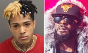 Playlisted no more... XXXtentacion and R Kelly.