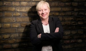 'It's best not to take it personally' … Angela Eagle MP.