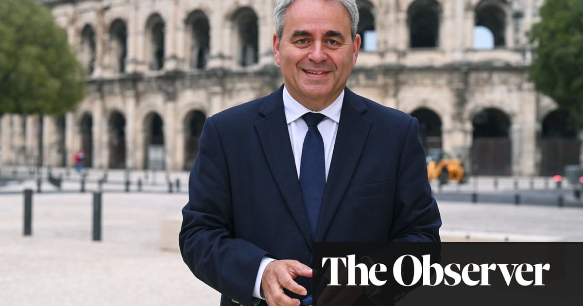Macron and the 'French Trump' trap Gaullism's heirs in a political vice