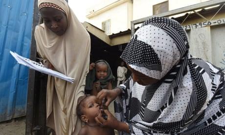 'Major milestone': Africa on brink of eliminating polio