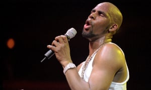 'He knew how to record raunch': R Kelly plays his hometown of Chicago in 1999.