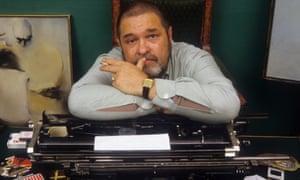 Top-secret files … Yulian Semyonov, who wrote the original book in two weeks.