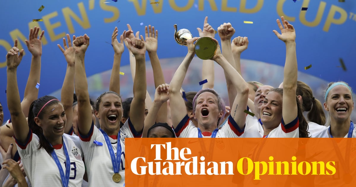 The US team's dispute over pay is a fight for women all over the world | Suzanne Wrack