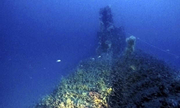 Britannia Gold hopes to retrieve gold and silver from the wreckage of ships sunk during two world wars.