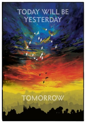 Today will be yesterday