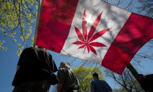 Canada may become the first in the G7 to fully legalise marijuana.