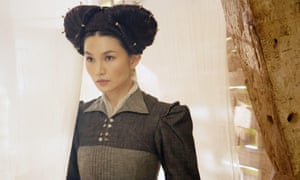 Acting up: as Bess of Hardwick in 2018's Mary Queen of Scots.