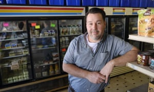 Democrat and organic food store owner Dave Ring is thinking of running for office in the town.