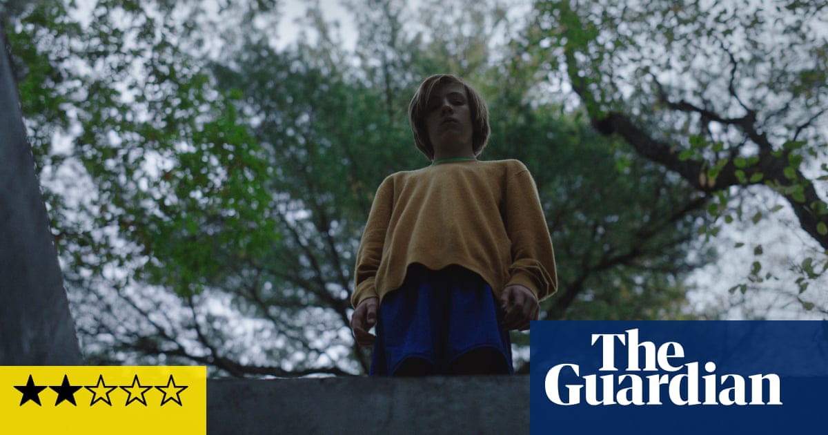 John and the Hole review – total-dysfunction movie as kid dumps family in the ground