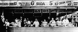 Nathan's at Coney Island was opened by Nathan Handwerker in 1916, selling hot dogs for a dime