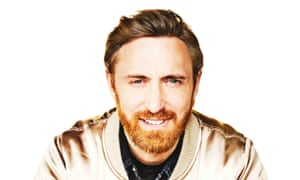 David Guetta: 'Who would play me in the film of my life