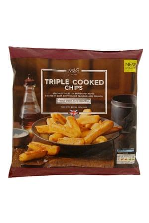 Taste test: oven chips – the hunt for crisp, fluffy fries ...