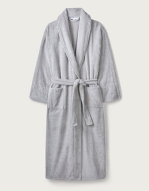 Classic robe, £60, thewhitecompany.com