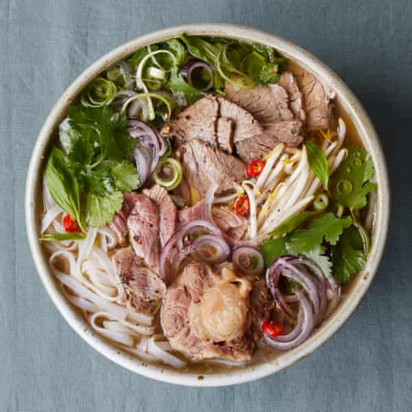 Six Of The Best Pho Recipes Food The Guardian