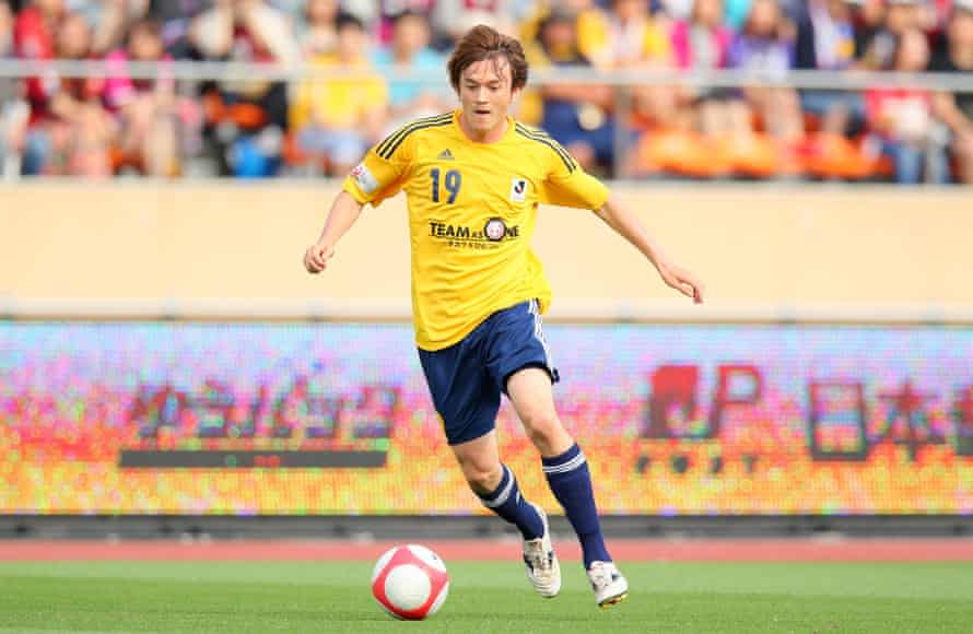 Robert Cullen, pictured here in 2013, was in the Funabashi team that day.