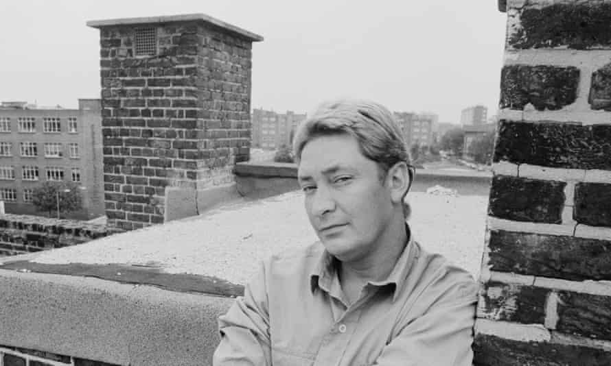 'We were down to our last £220' … Chris Rea in London during the early days.