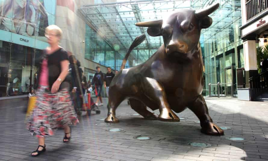 Birmingham's Bullring shopping centre is now owned by Hammerson after its takeover of Intu.